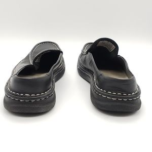 Simple Shoes - Simple brand leather slip on shoes SZ 8.5